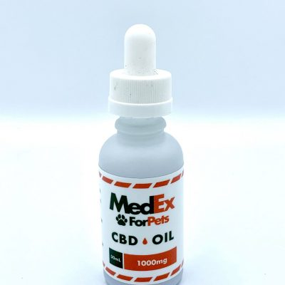 medex cbd oil for pets 1000mg