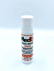 medex cbd pain stick with essential oils
