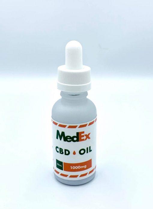 medex cbd oil dropper 1000mg