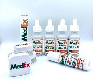 Medex product line pain stick cbd vape pen concentrates
