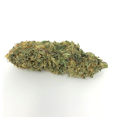 blue coma sativa hybrid cannabis flower